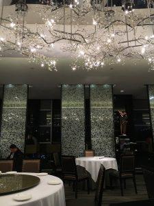 上海料理のレストラン