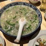 羊スープ1