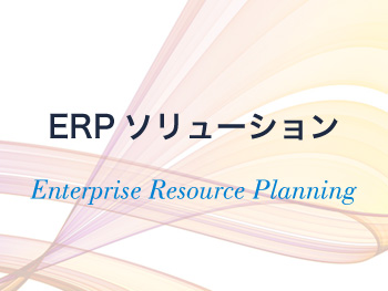 ERPソリューション Enterprise Resource Planning